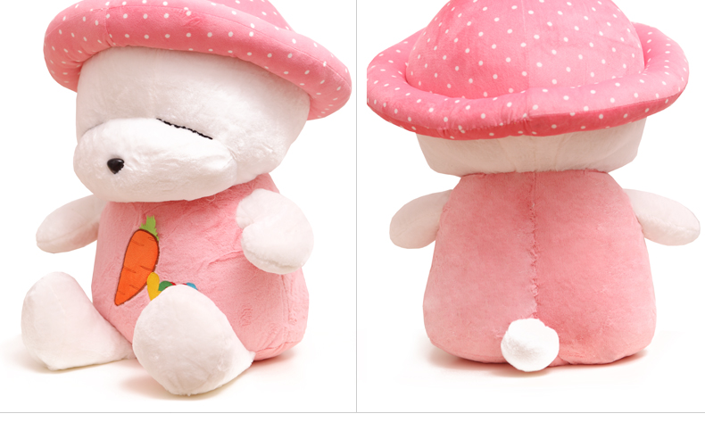 可爱流氓兔玩具图片