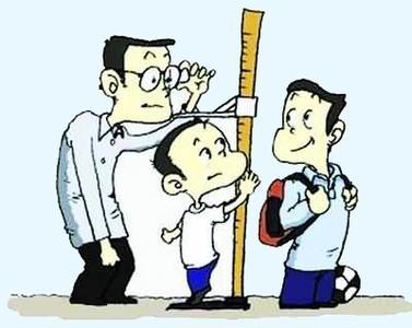 2个标准差(-2sd)或在生长曲线第3百分位以下者为矮小